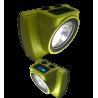 Lámpara Minera 18000 Luxes Anti-explosión Recargable Para Casco