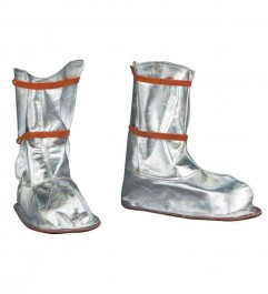 Aluminized Boots For Foundry Nomex® / Carbonx® 1000 ° C Synergy Supplies - 1