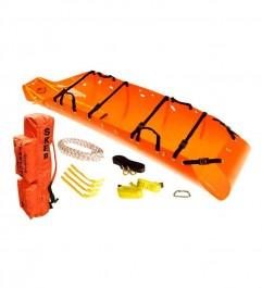Sked® Rescue Stretcher Basic System International Orange Skedco - 1