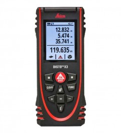 Leica ® DISTO ™ X3 Distance Meter Distance Meters Leica - 1