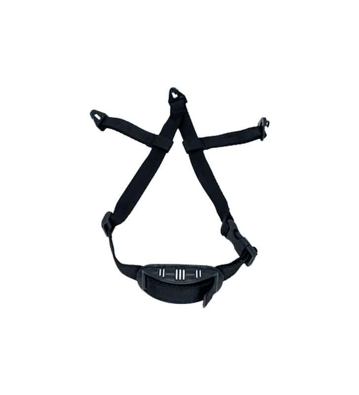 Chinstrap National Manufacture 2 - 3 and 4 Supports With Chinrest and Adjustment Buckles Synergy Supplies - 5