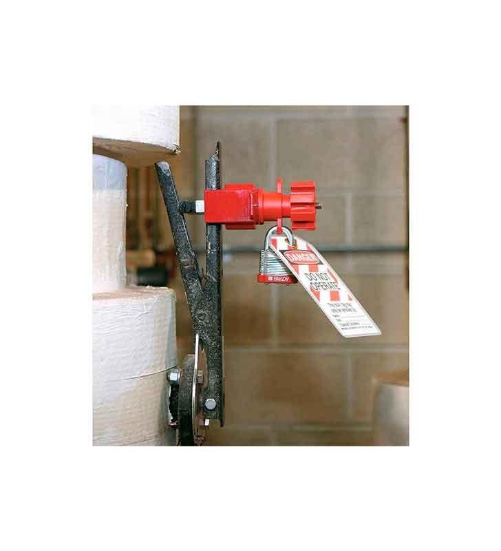 Brady Padlock For Corrosion Resistant Lock Brady - 4