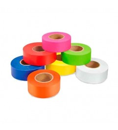 Wood Fiber & Biodegradable Geology Flagging Tape Synergy Supplies - 1