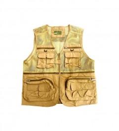 Geologist Vest, Fish, Work, Safari, Light Reporting Trip Synergy Supplies - 1