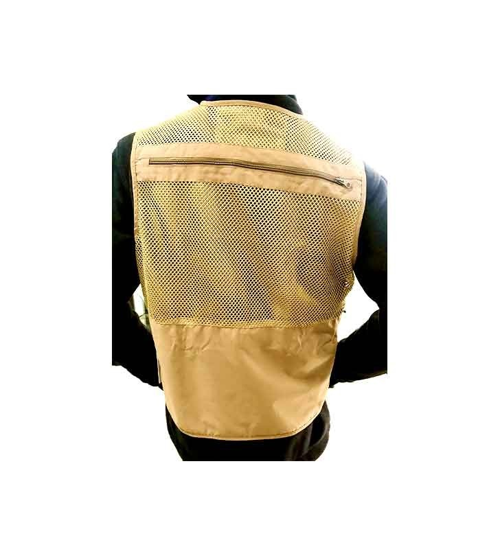 Geologist Vest, Fish, Work, Safari, Light Reporting Trip Synergy Supplies - 5
