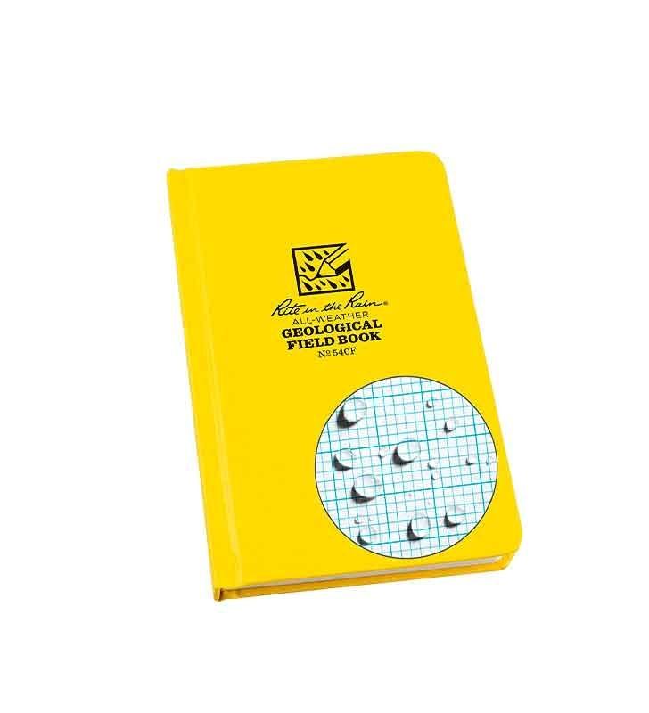 540F Rite In The Rain Geological Notebook Rite In The Rain - 1
