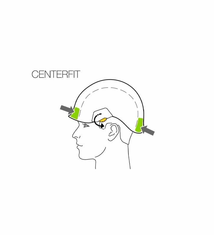 Vertex Vent Petzl Helmet For Ventilated Heights Petzl - 4