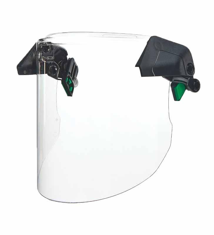H1 MSA Helmet For Heights V-Gard Trivent MSA - 4