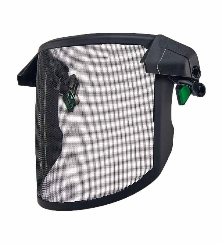 H1 MSA Helmet For Heights V-Gard Trivent MSA - 5