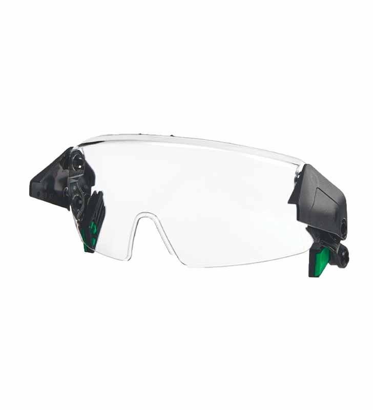H1 MSA Helmet For Heights V-Gard Trivent MSA - 6