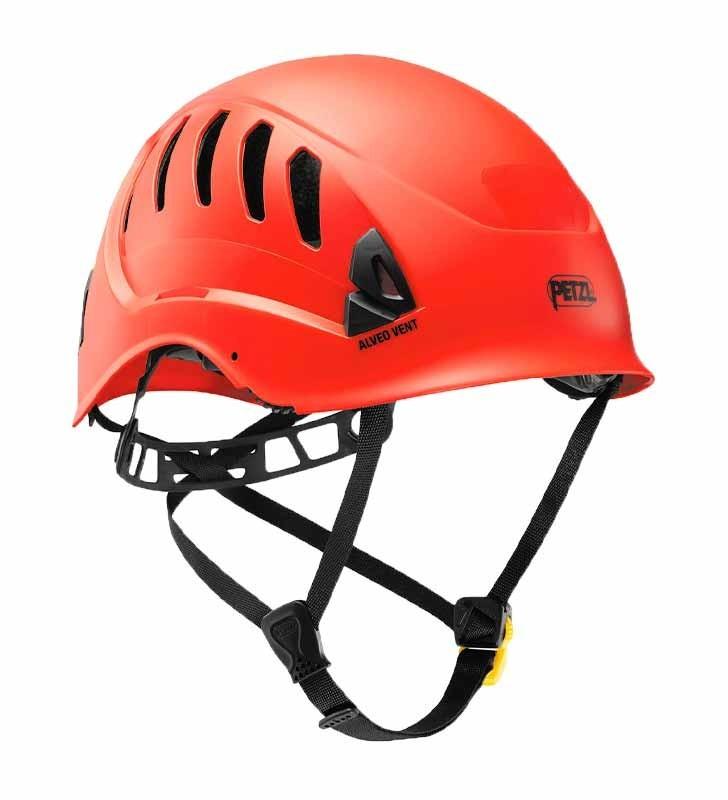 Alveo Vent Petzl Helmet For Work At Heights Ventilated Petzl - 1