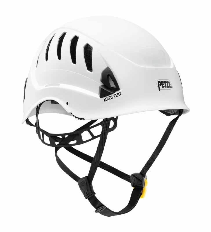 Alveo Vent Petzl Helmet For Work At Heights Ventilated Petzl - 3