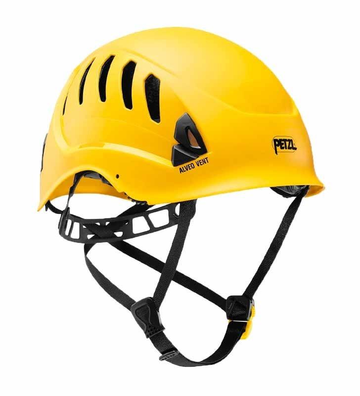 Alveo Vent Petzl Helmet For Work At Heights Ventilated Petzl - 2