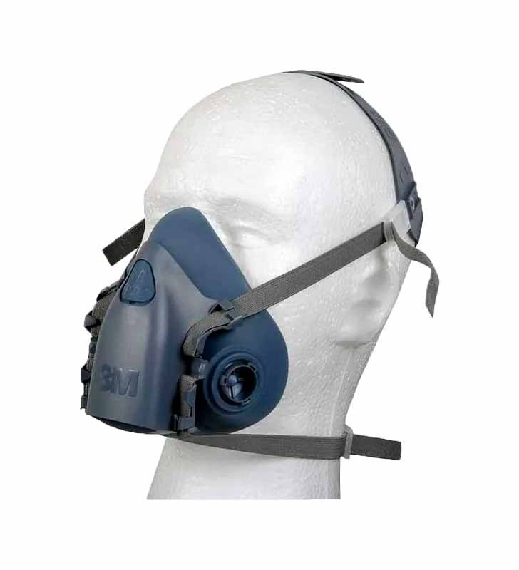 3M ™ 7502 Reusable Half Mask Steelpro - 2