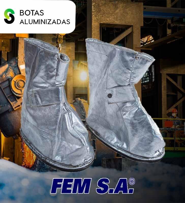 Traje Aluminizado FEM S.A FEM S.A - 7