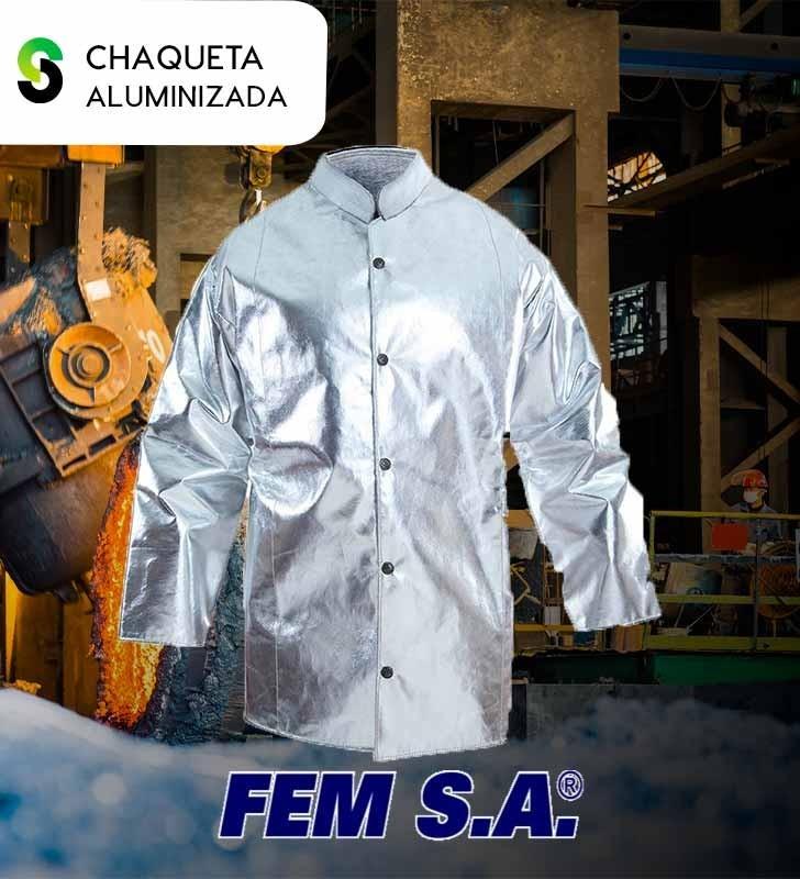 Traje Aluminizado FEM S.A FEM S.A - 3