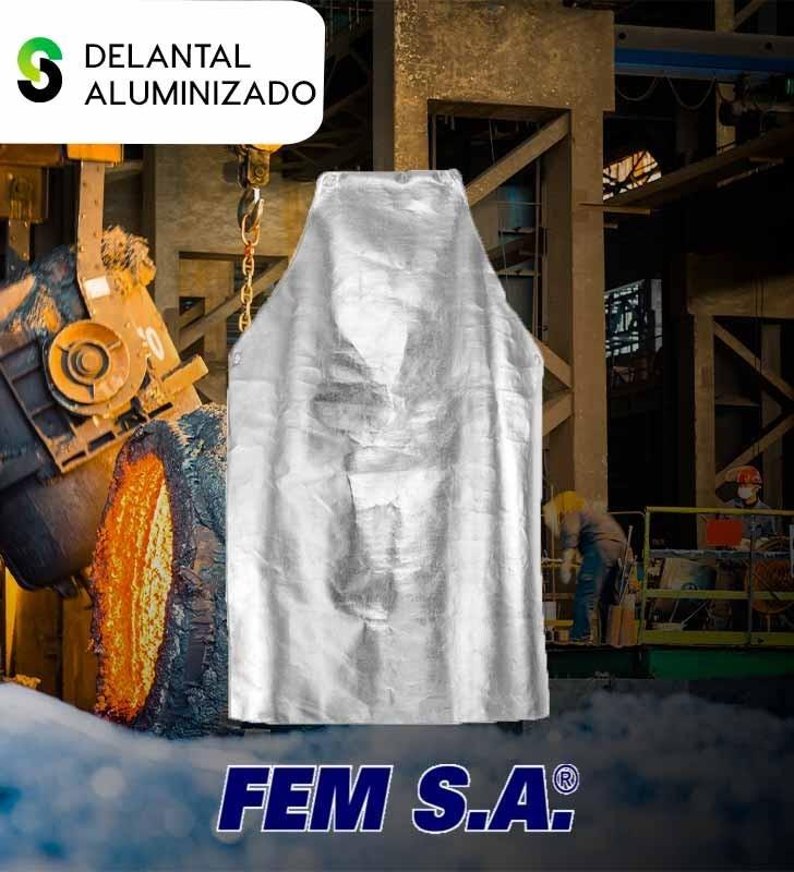 Aluminized Suit FEM SA FEM S.A - 5