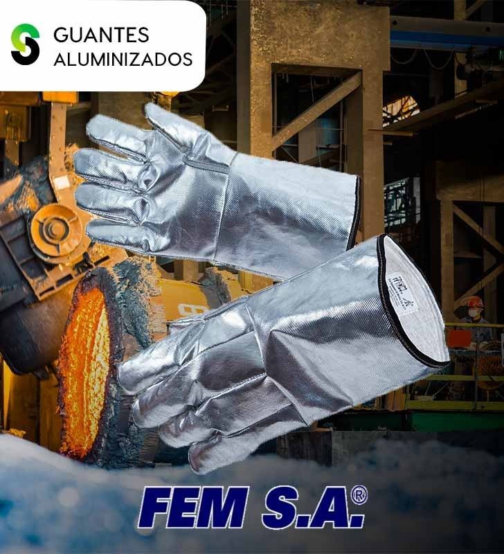 Aluminized Suit FEM SA FEM S.A - 4
