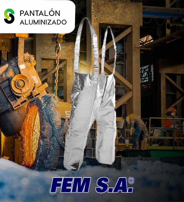 Aluminized Suit FEM SA FEM S.A - 6