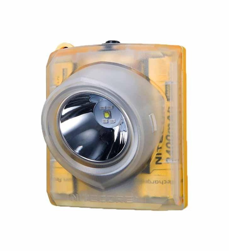 Nitecore EH1 Mining Lamp 260 Lumen Anti-explosion Rechargeable Nitecore Nitecore - 1