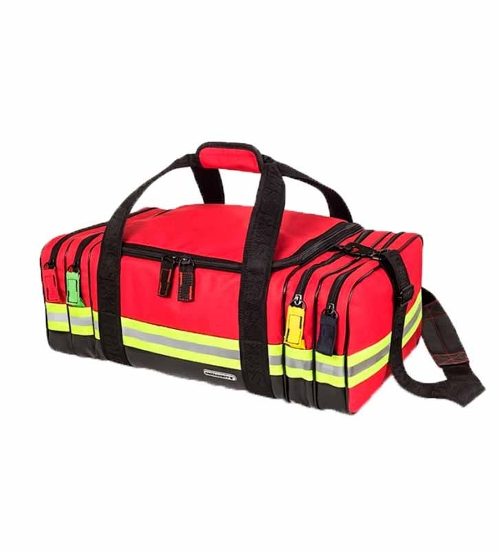 Red Emergency First Aid Case Elite Bags - 2