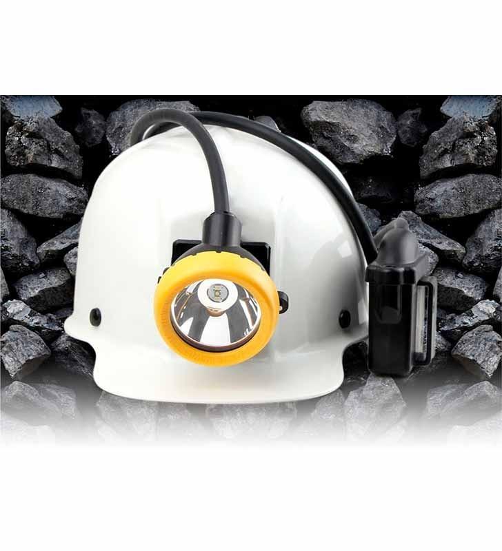 Wisdom KL8M Mining Lamp  - 2
