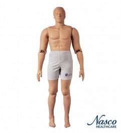 Simulaids® TI Rescue Randy - 165 libras Maniquí NASCO - 1