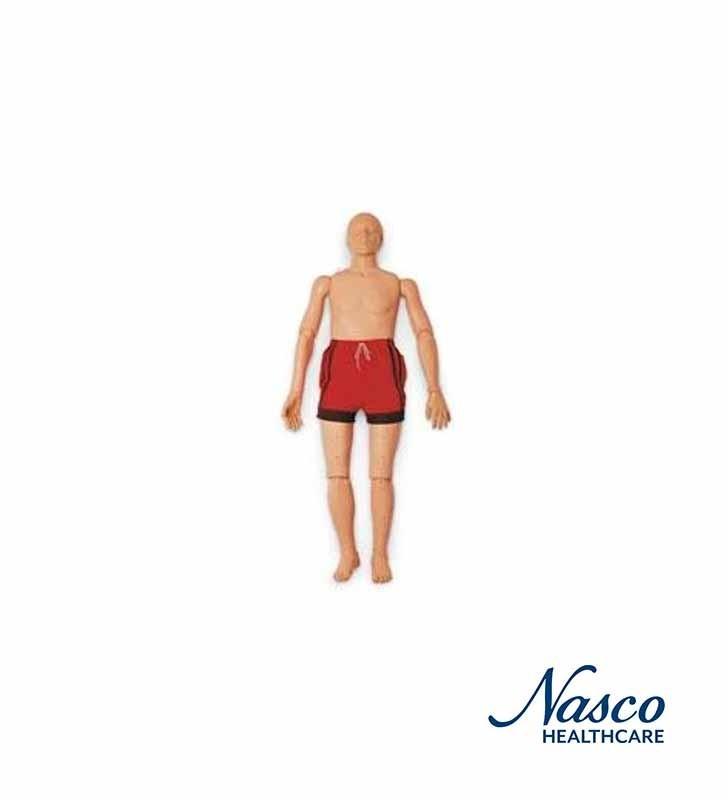 Adult Aquatic Rescue Mannequin NASCO - 1