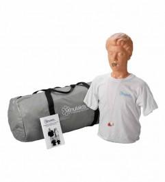 Maniquí de Asfixia Para adultos Con Bolsa De Transporte NASCO - 1