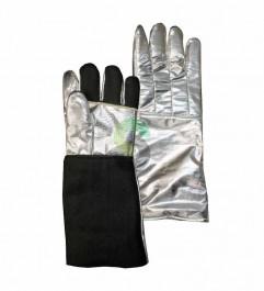 """Guante Aluminizado 18"""" Carbono Aluminizado FLEECE COMBO Synergy Supplies - 1"""