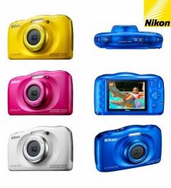 NIKON Coolpix S33 camera  - 1