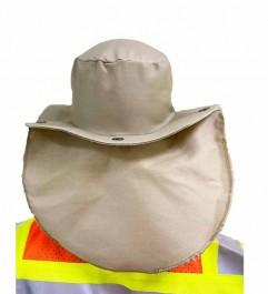 Pava Con Protector De Cuello Sombrero  - 1