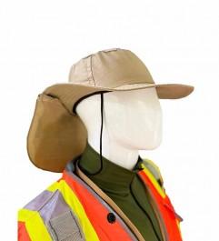 Pava Con Protector De Cuello Sombrero  - 2