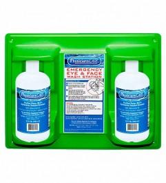 32 oz double bottle eyewash station 24-300 Physicians Care - 1