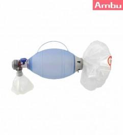 Ambu® Silicone Oval Resuscitator Reusable Resuscitator AMBU - 1