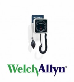 Welch Allyn Tycos 7670-01 Adult Wall Blood Pressure Monitor Welch Allyn - 1