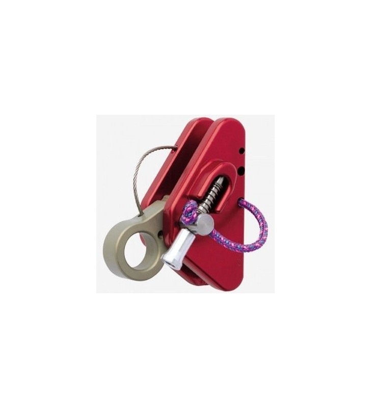 Petzl Microcender Grooved Cam Lock Brake Petzl - 1