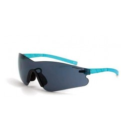 Crossfire Mini Blade Glasses Teal Blue Crossfire - 1