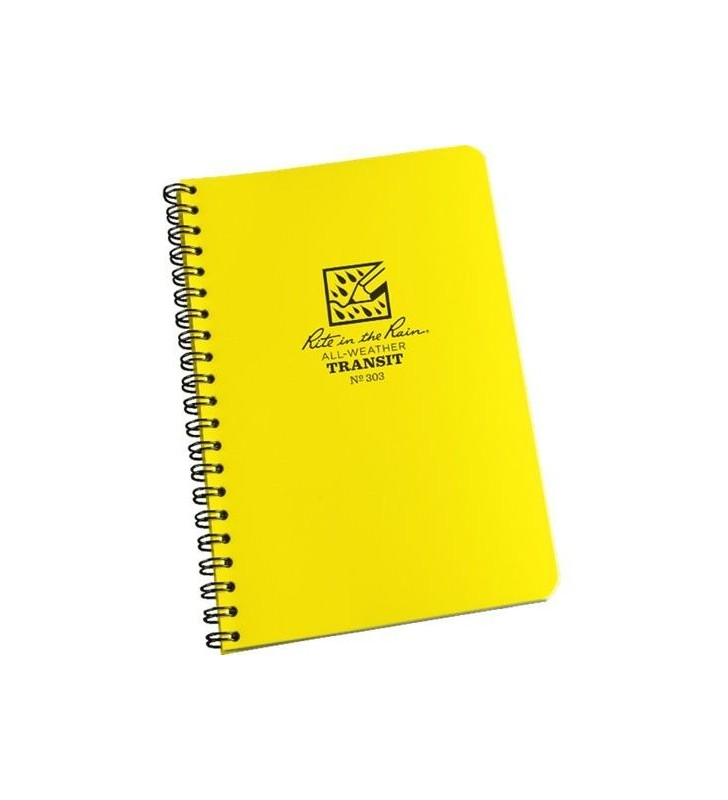 Side Ring Notebook Polydura Transit De Campo Geologica 303 Rite In The Rain - 1