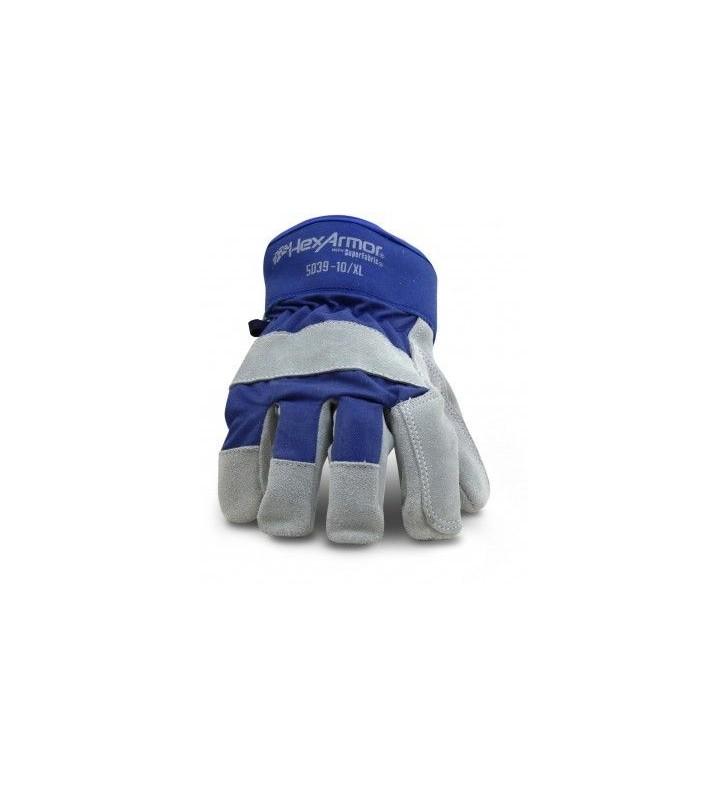 HexArmor SteelleatherIX High Temperature Gloves Hexarmor - 2