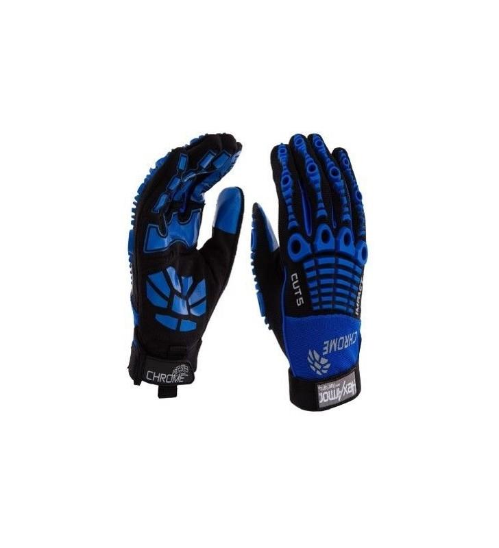 Hexarmor Chorome Hexarmor Impact Extrication Gloves Hexarmor - 1