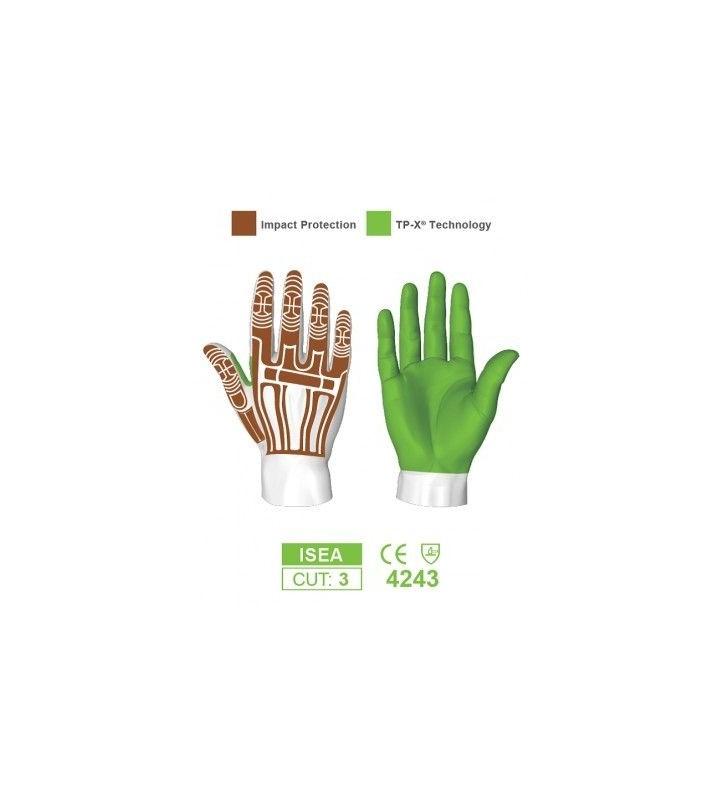 Hexarmor Rig Lizard 2021 Anti-Impact Extrication Gloves Hexarmor - 4