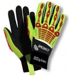 HexArmor Chrome Waterproof Extrication Anti-Impact Gloves Hexarmor - 1