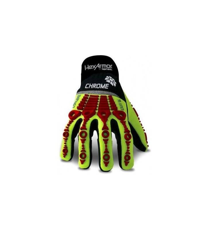 HexArmor Chrome Waterproof Extrication Anti-Impact Gloves Hexarmor - 2