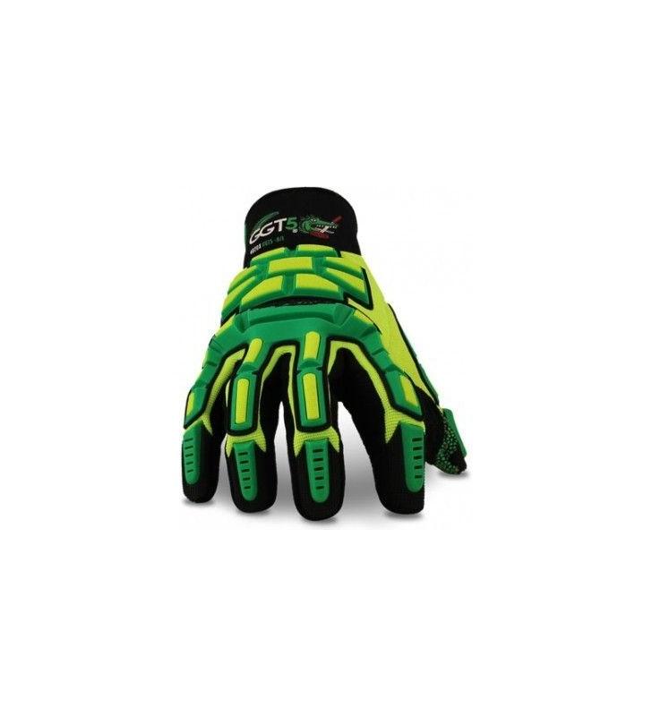 HexArmor GGT5 Gator Grip 4020X Anti-Impact Extrication Gloves Hexarmor - 1