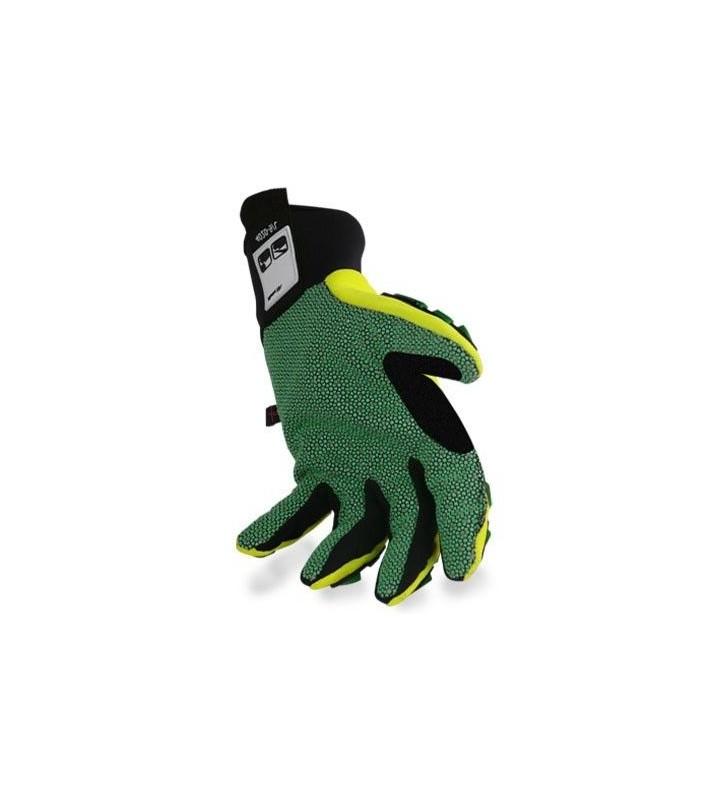 HexArmor GGT5 Gator Grip 4020X Anti-Impact Extrication Gloves Hexarmor - 2