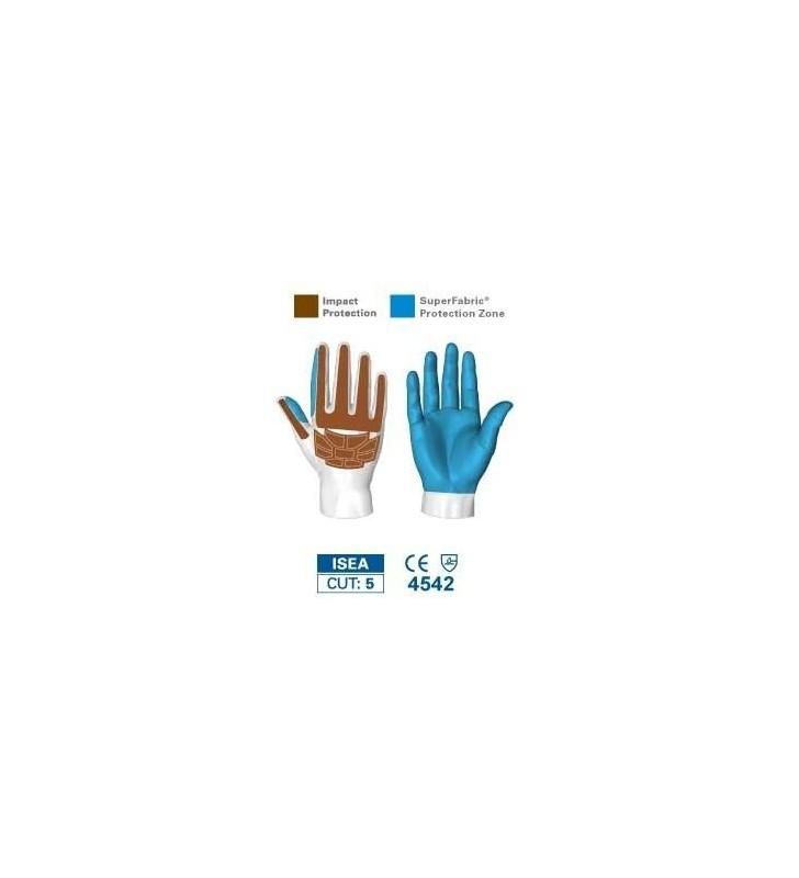 HexArmor GGT5 Gator Grip 4020X Anti-Impact Extrication Gloves Hexarmor - 4