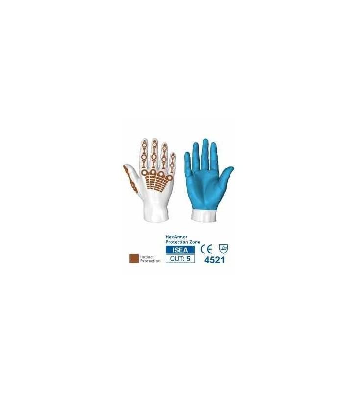Hexarmor Chrome Series Anti-Impact Extrusion Gloves Hexarmor - 4