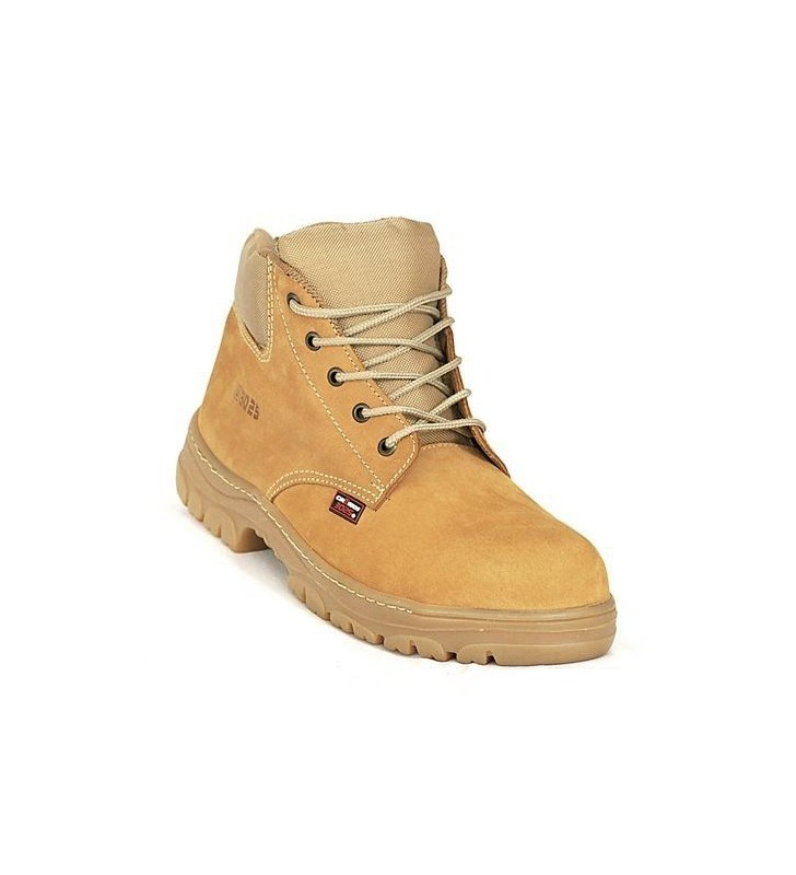 Zafra Gold Nobuck Boots Synergy Supplies - 1