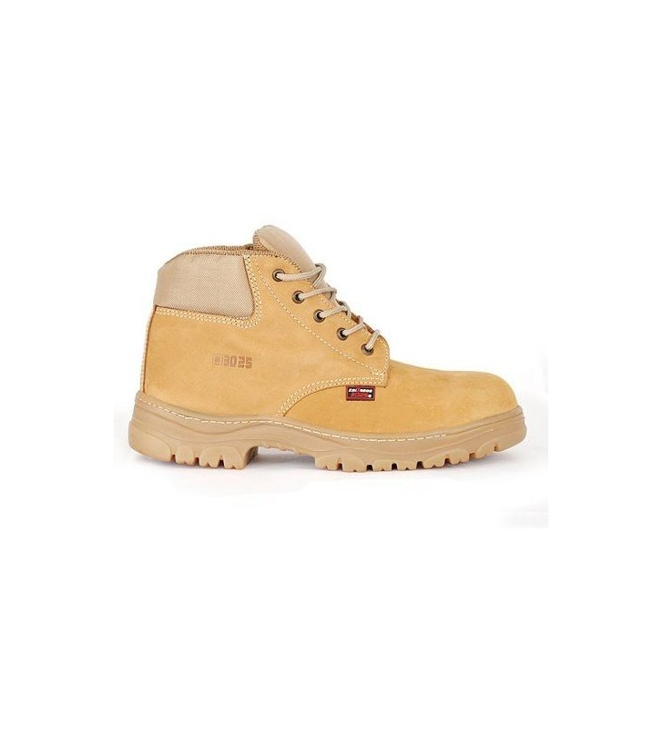 Zafra Gold Nobuck Boots Synergy Supplies - 2